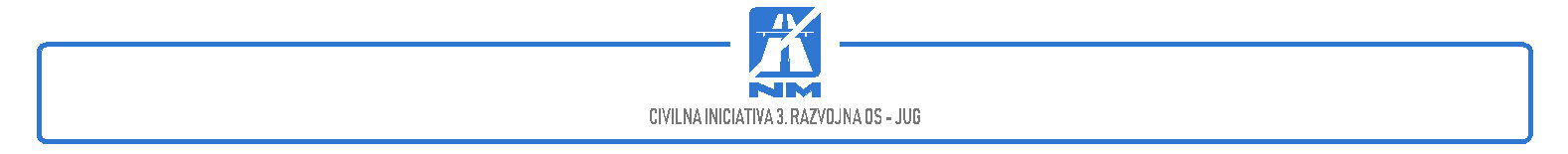 Civilna iniciativa 3. razvojna os – jug